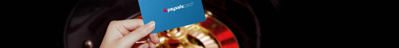 Bezpečné platby v rulete – Paysafecard