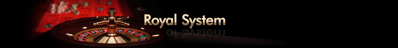 Kráľovský ruletový systém